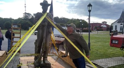 volpe boykin secures monument
